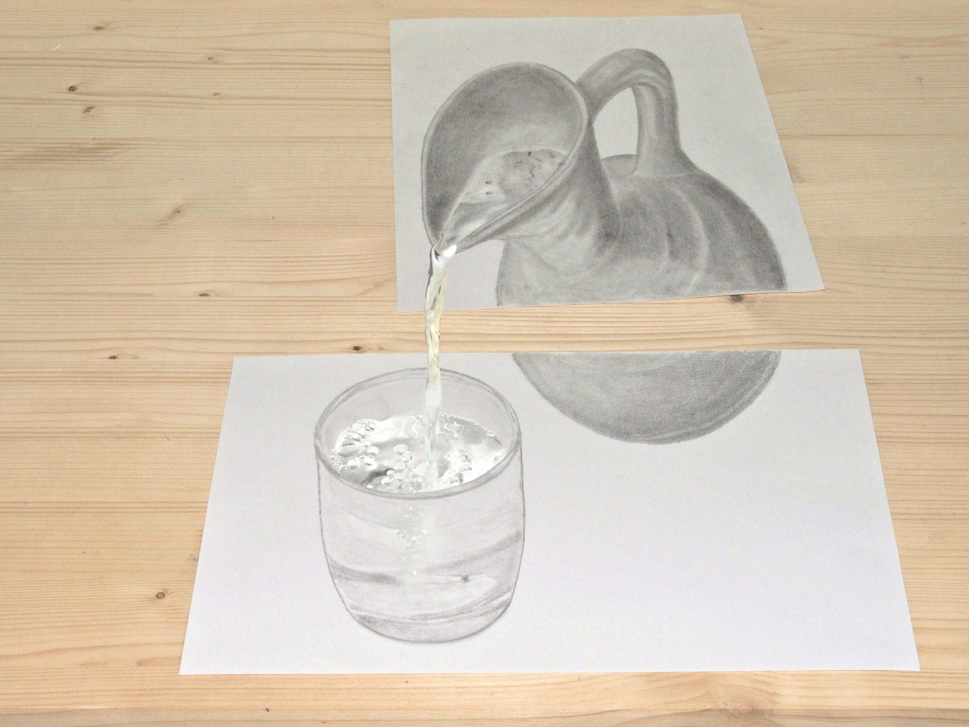 Der Wasserkrug