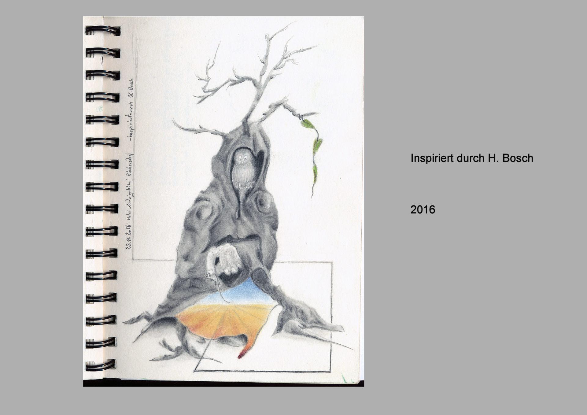Inspiriert durch H. Bosch